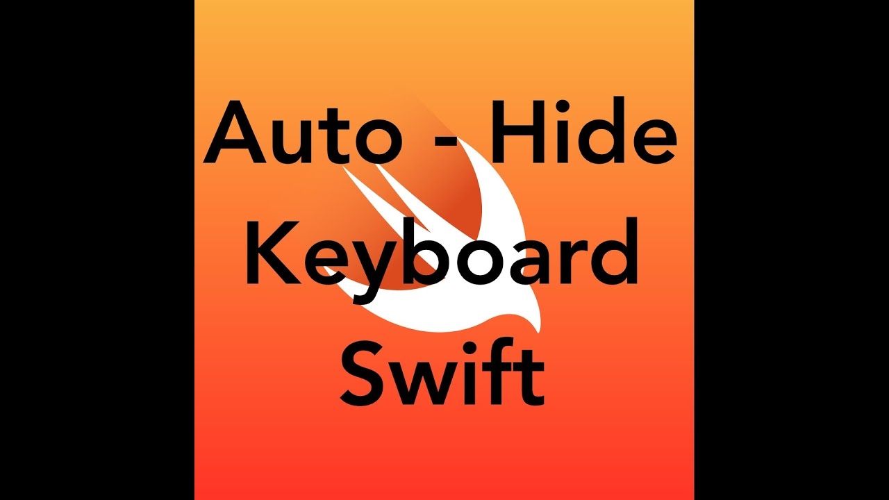 How to auto-hide the keyboard for a search bar - Swift in less than 10  minutes