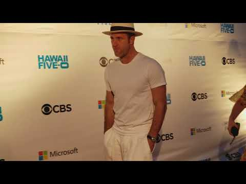 Five-O Sunset On The Beach 2017: Scott Caan as Danny Williams