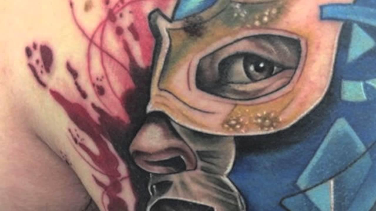 Expo Tatuajes Mexico Df Gooty Balam Youtube