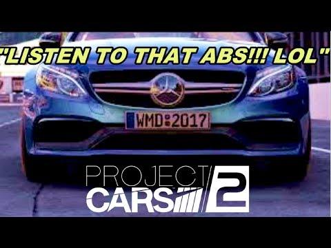 Project CARS 2 online - My 1st race!