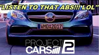 Project CARS 2 online - My 1st race!