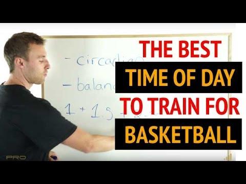 BASKETBALL TRAINING SECRET - How to Set up a Basketball Training Schedule (Basketball Workouts)