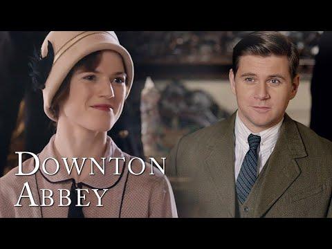 Sybil Helped Gwen Get A Job! | Downton Abbey