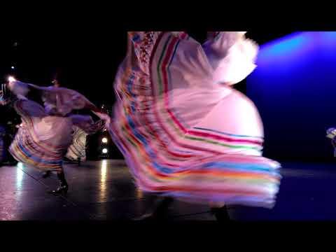 La charreada ballet folklórico de México de Amalia Hernández 13_11_17