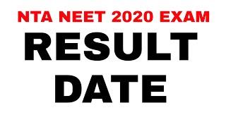 NTA NEET 2020 :- Official Answer Key & NEET 2020 Result Date?