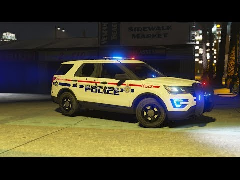 LSPDFR - Day 659 - Large package of heroin found in vehicle