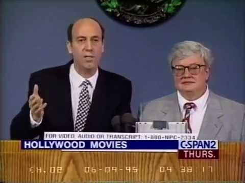 Roger Ebert and Gene Siskel talk + Q&A (1995)