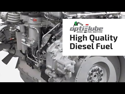 The Value of High Quality, Differentiated Diesel Fuel