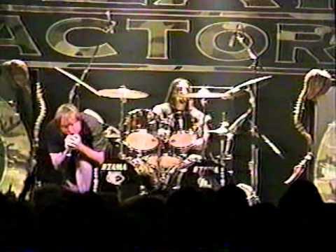 Fear Factory - Pisschrist (Toronto, 22-07-99)