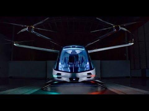 Skai, A Hydrogen-powered 'flying Car' To Ease Traffic Snarls