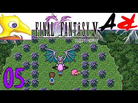 Final Fantasy V - Ep5 - Hiryu (JRPG/Classic/Fantasy/Adventure)