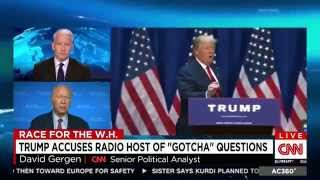 Foreign Policy Questions to Trump Were 'Gotcha'