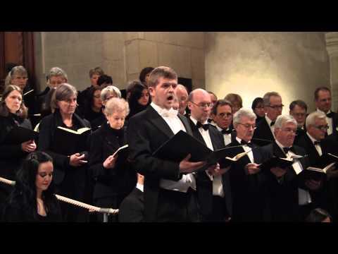 J.S.Bach Magnificat - Deposuit Potentes (aria)