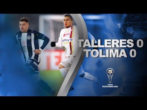 Talleres Cordoba Deportes Tolima Goals And Highlights