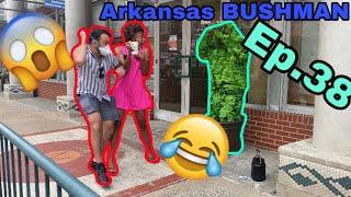 EPIC BUSHMAN SCARES!! | Arkansas BUSHMAN | Ep.38