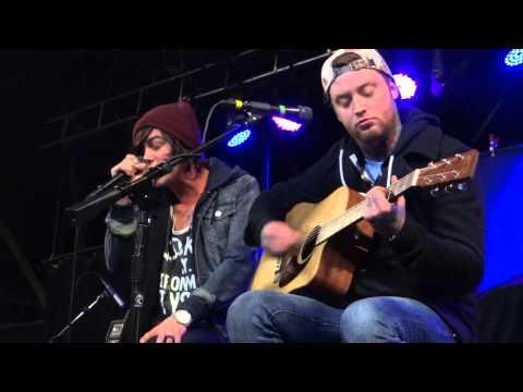 Iris (Acoustic Goo Goo Dolls Cover) - Sleeping With Sirens - 4.12.13