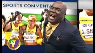 TVJ Sports Commentary - October 7 2019