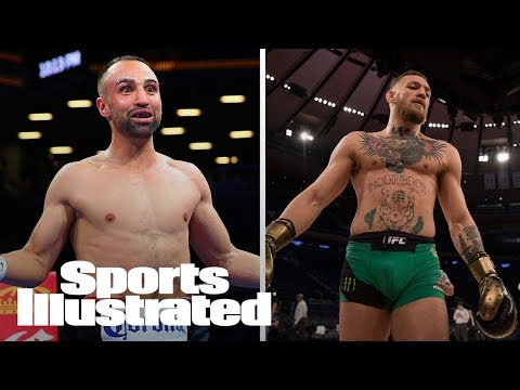 Malignaggi On McGregor: 'One Of The Biggest Dirtbags I've Ever Met' | SI Wire | Sports Illustrated