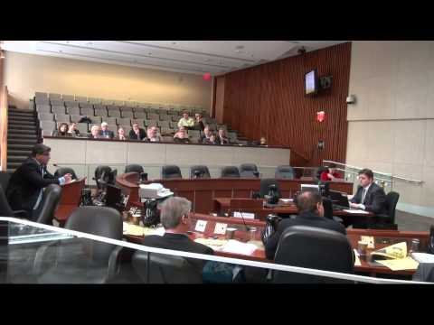 Hamilton Public Works Committee for Monday, January 12, 2014