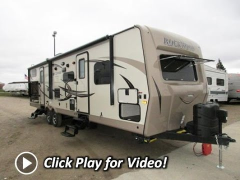 Rockwood Signature Ultra Lite >> HaylettRV.com - 2016 Rockwood Signature Ultra Lite 8312SS Bunkhouse Travel Trailer by Forest ...