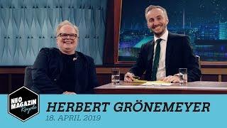 Herbert Grönemeyer zu Gast im Neo Magazin Royale mit Jan Böhmermann - ZDFneo