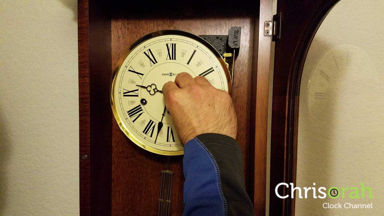 How To Fix Clock That Doesn T Chime On The Correct Minute