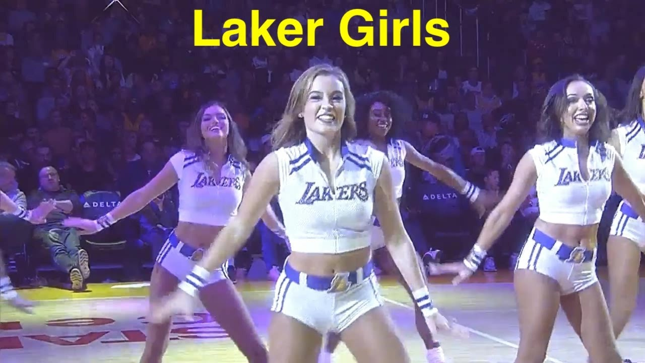 Laker Girls Los Angeles Lakers Dancers Nba Dancers 1