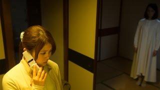 「あれは自殺なんかじゃありません……」奈緒美(松岡恵望子)が飛び降り...