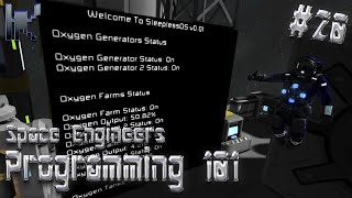 Space Engineers Programming 101 - Sleepless OS - Part 9