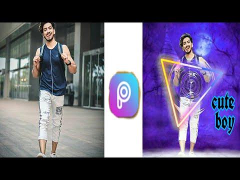 Pics Art |Best Edit|2019 my Editars|How To photo Edit 2019 Bangla Edit