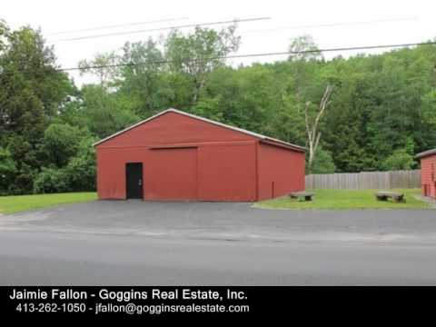 9 Main St, Cummington MA 01026 - Commercial Property - Real Estate - For Sale -
