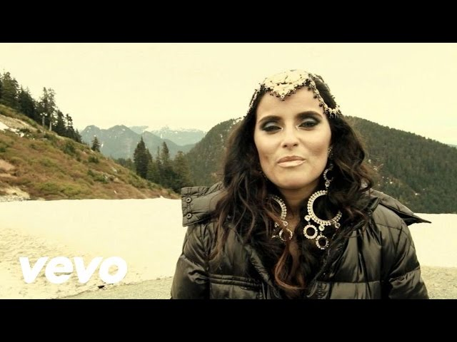 Nelly Furtado - Spirit Indestructible (Behind The Scenes)