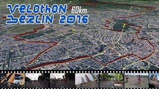 Velothon Berlin 2016  - Impressionen
