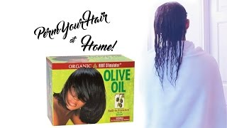DIY: SALON PERM'S AT HOME !?