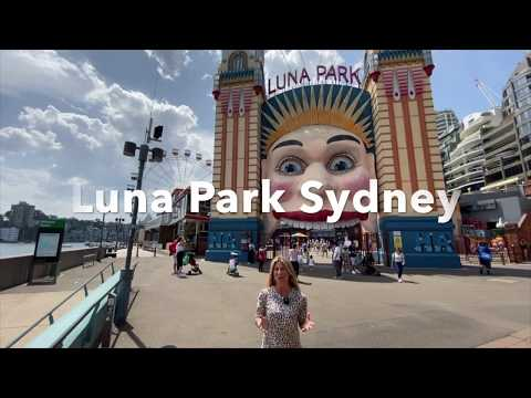 Luna Park Sydney Review