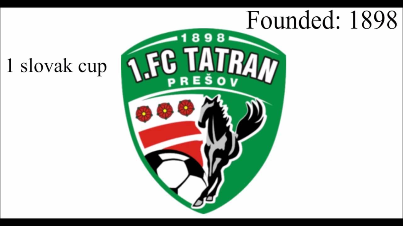 63fb9eeb4ce46 ΥΜΝΟΣ ΤΑΤΡΑΝ ΠΡΕΣΟΒ / ANTHEM OF TATRAN PRESOV FC / HYMNA TATRAN PREŠOV FC