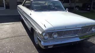 RossCustomsMI.com - SOLD SOLD  - 1964 Ford Galaxie XL 500 - 390 - $22,500