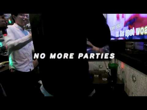 No More Parties - Pitch Video