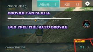 Free Fire Battleground Bug Auto Booyah