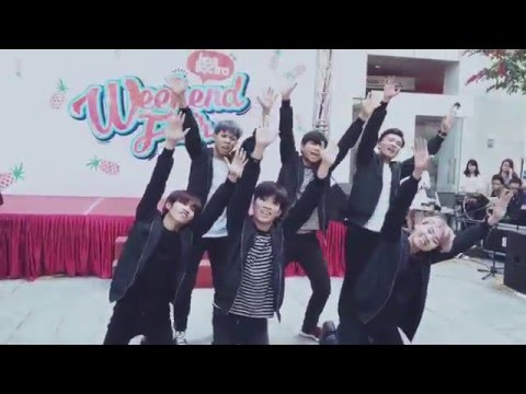 [STAGE] Seventeen Medley | DANCE COVER by Cli-max Crew from Vietnam