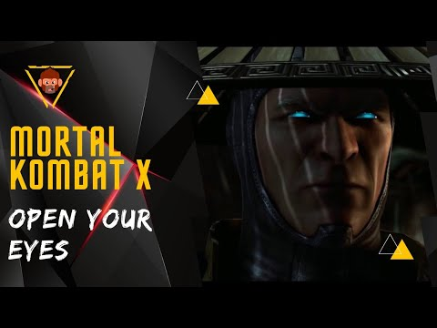 Mortal Kombat X - Open Your Eyes