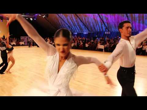 WDC Disney 2015 - Final World Open Latin Amateurs - Samba