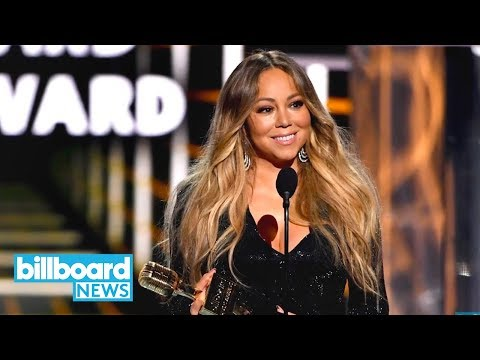 DJ Frosty - Mariah Carey Gives Power Speech & Performance at BBMAs 2019
