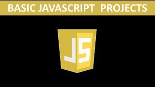 Basic Javascript Projects