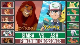The Lion King Special: ASH vs. SIMBA (Pokémon Sun/Moon) - Movie Release Special