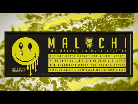 Ruffneck - Malachi (The Bazeman's Grumpy Oldschool Recipe)