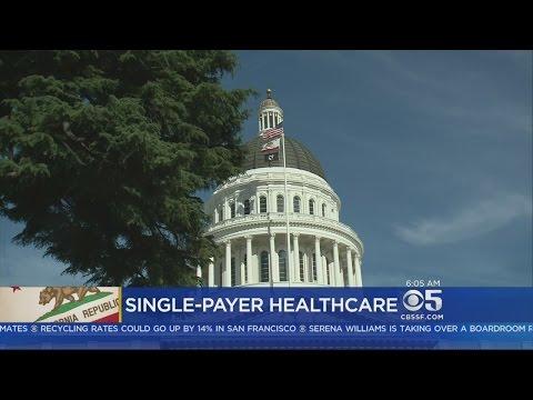 HEALTHCARE: Single Payer Healthcare Faces Key Vote In State Legislature