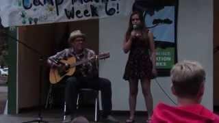 Fake Plastic Trees - Georgia Jones & Jono Jones Camp Mather 2015