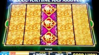 BIG WIN! Fu Dao Le Slot Machine