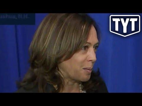 Kamala Harris Flips Vice President Question